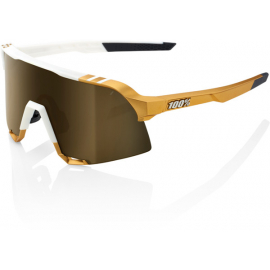 S3 - Peter Sagan LE White Gold - Soft Gold Mirror Lens