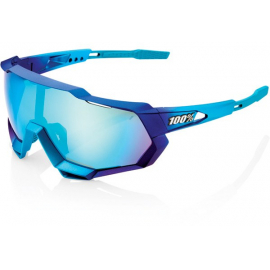 Speedtrap -- Blue Topaz Multilayer Mirror Lens