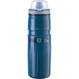 Nano Fly  with MTB cap  thermal 4 hour  blue 500 ml