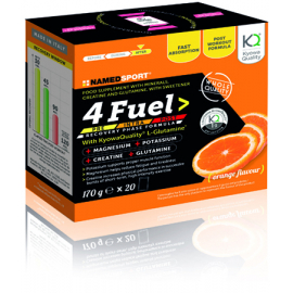 4 Fuel Hypotonic Sports Drink