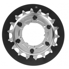 CS-S500 Alfine single sprocket with chain guide - 18T
