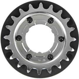 CS-S500 Alfine single sprocket with chain guide - 20T