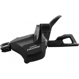 SL-M6000 Deore shift lever  I-spec-II direct attach mount  2/3-speed  left hand