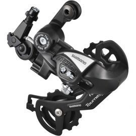 RD-TX55 6/7-speed rear derailleur with mounting bracket