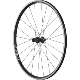 WH-RS100 clincher wheel  9/10/11-speed  130 mm Q/R axle  rear  black